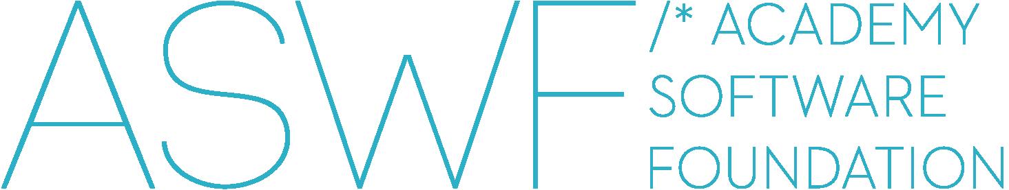 Logotipo da ASWF